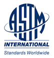 ASTM International standard certified measuring test method D6682-01