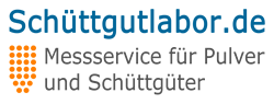 Schüttgutlabor - Messservice für Pulver und Schüttgüter