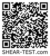 SHEAR-TEST QR